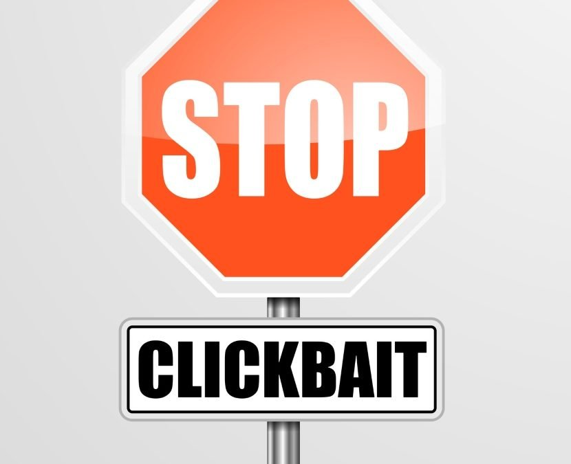 Clickbait Or Long Term Clients